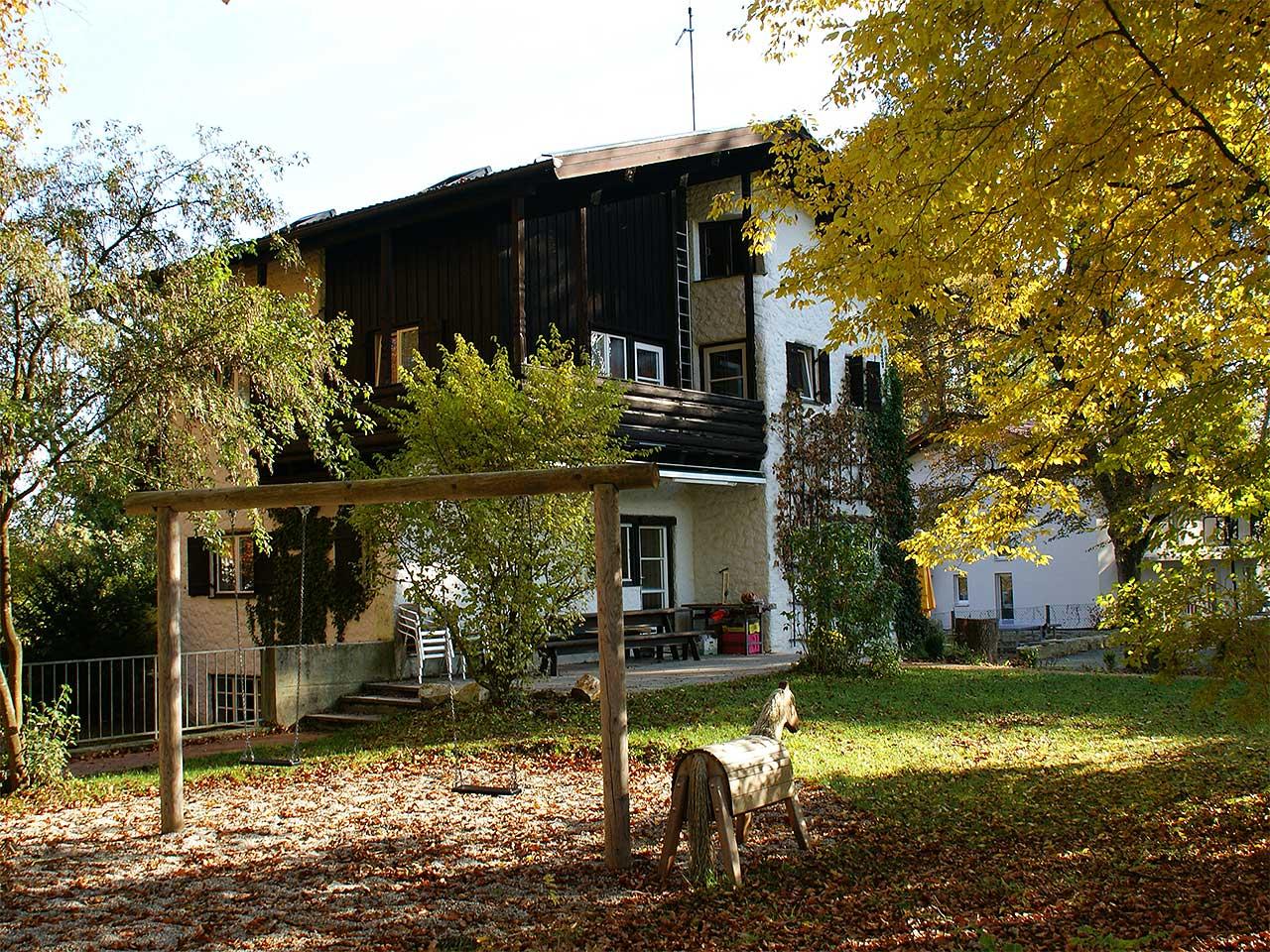 Die Villa südSee - das erste Haus des südSee e. V. im schönen Seeshaupt