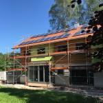 Das neue, zweite südSee-Haus ist kurz vor dem Bezug, die Bauarbeiten nahezu fertiggestellt …