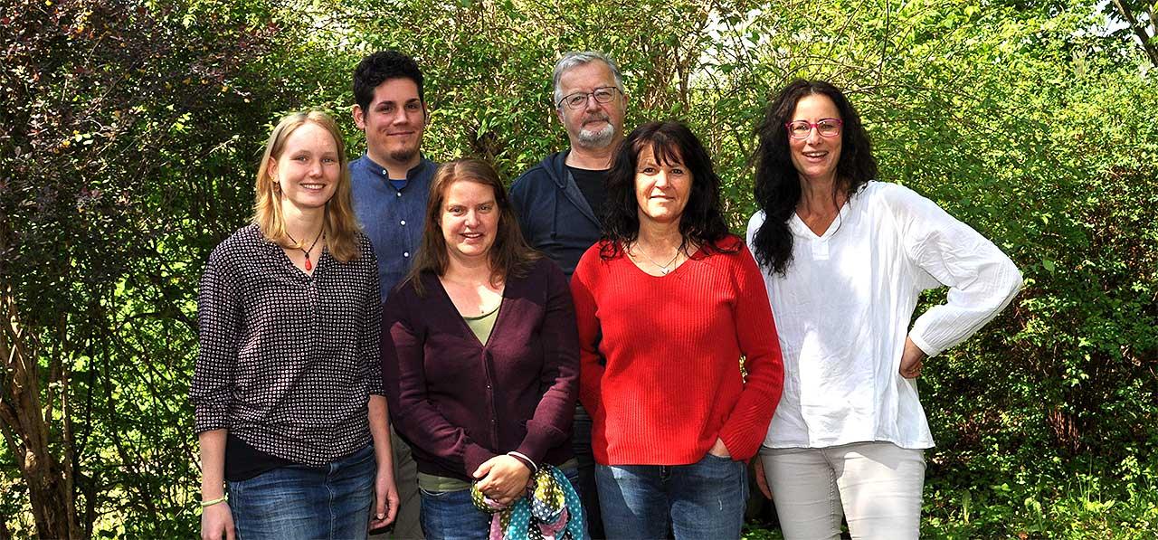 Das Team der Villa südSee der südSee Kinder- & Jugendhilfe e. V. in Seeshaupt